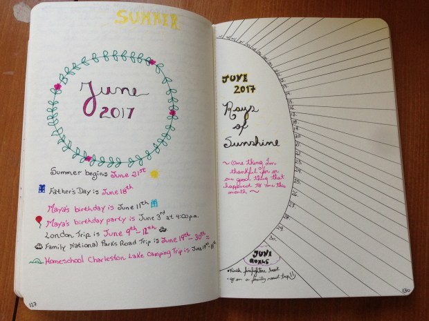 How to get organized without getting bored: use a day book