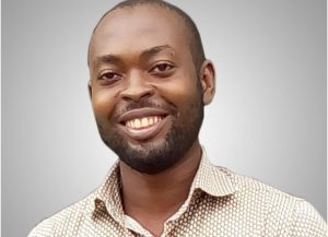 Bamidele Onibalusi of Writers in Charge
