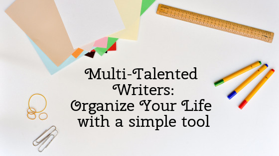 How to get organized with a simple tool