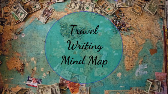 Travel Writing Mind Map