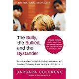 The Bully, The Bullied, and The Bystander by Barbara Coloroso; books recommendations for multitalented writers