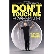 Here's the Deal: Don't Touch Me; book recommendations for multitalented writers