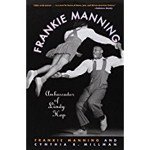 frankie manning; book recommendations for multitalented writers