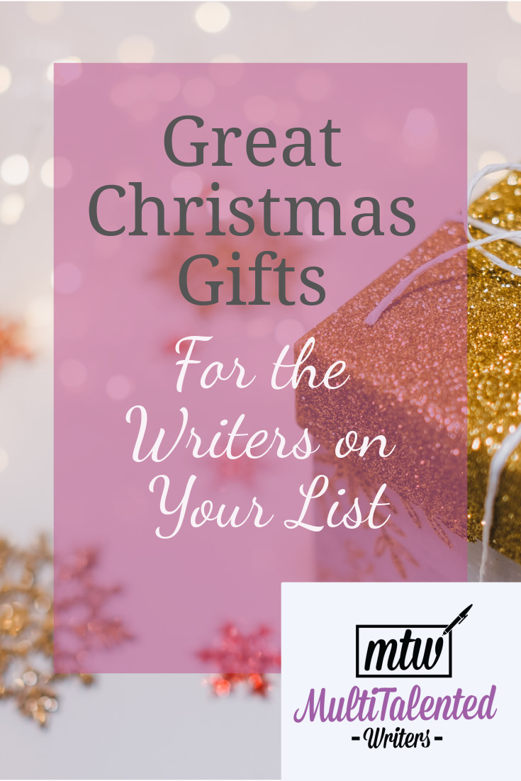 Great Christmas Gifts for the Writers On Your List;  Photo by freestocks.org on Unsplash