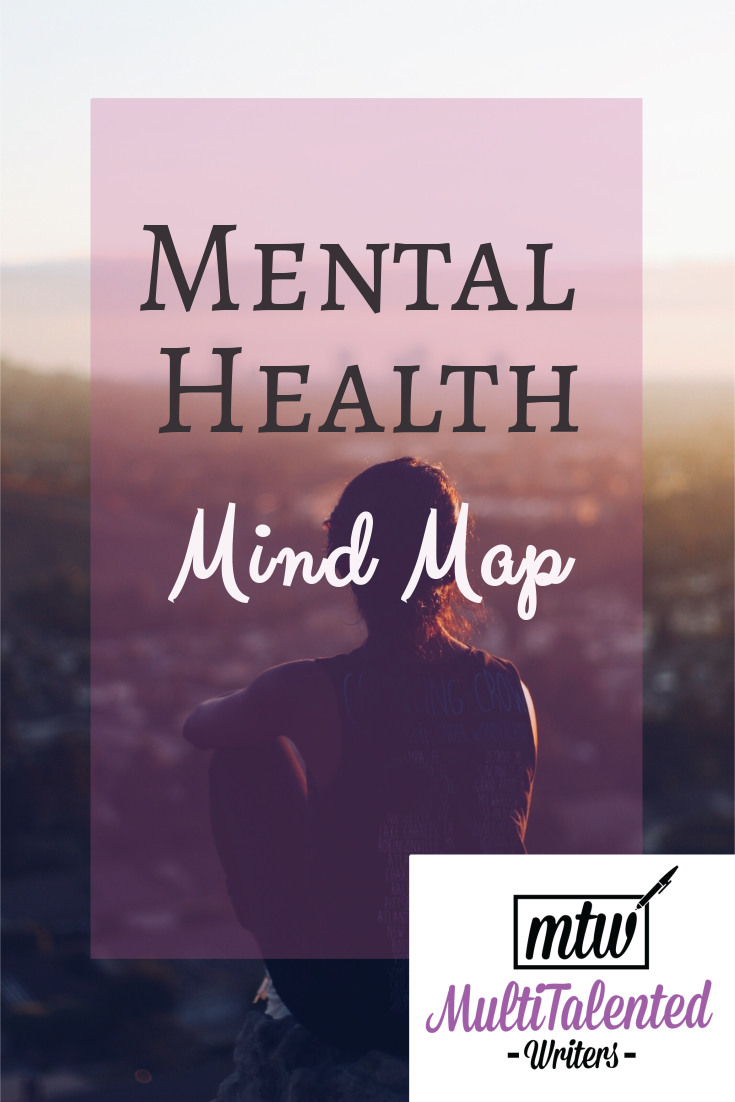 Mental Health Mind Map, Photo by Christopher Sardegna on Unsplash
