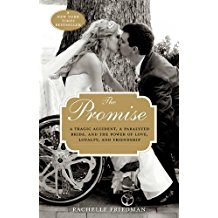 The Promise by Rachelle Friedman; book recommendations for multitalented writers