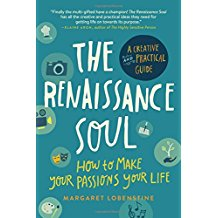 The renaissance soul by Margaret Lobenstine, a book for multitalented people