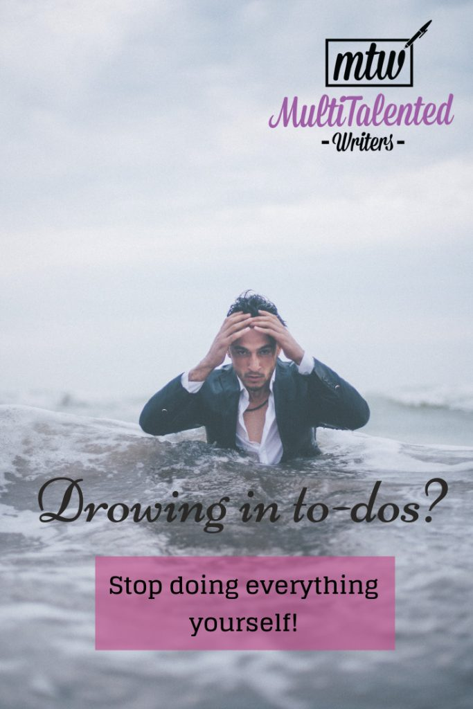 Drowning in to-dos? Stop doing everything yourself! Know when to outsource