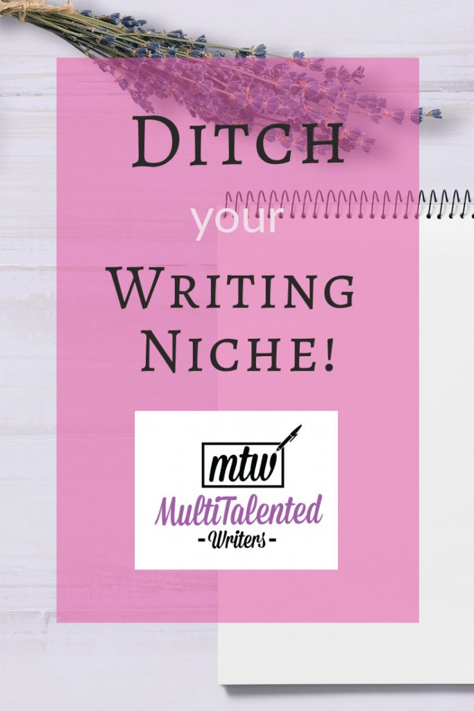 You don't need to pick a freelance writing niche to be successful as a freelance writer