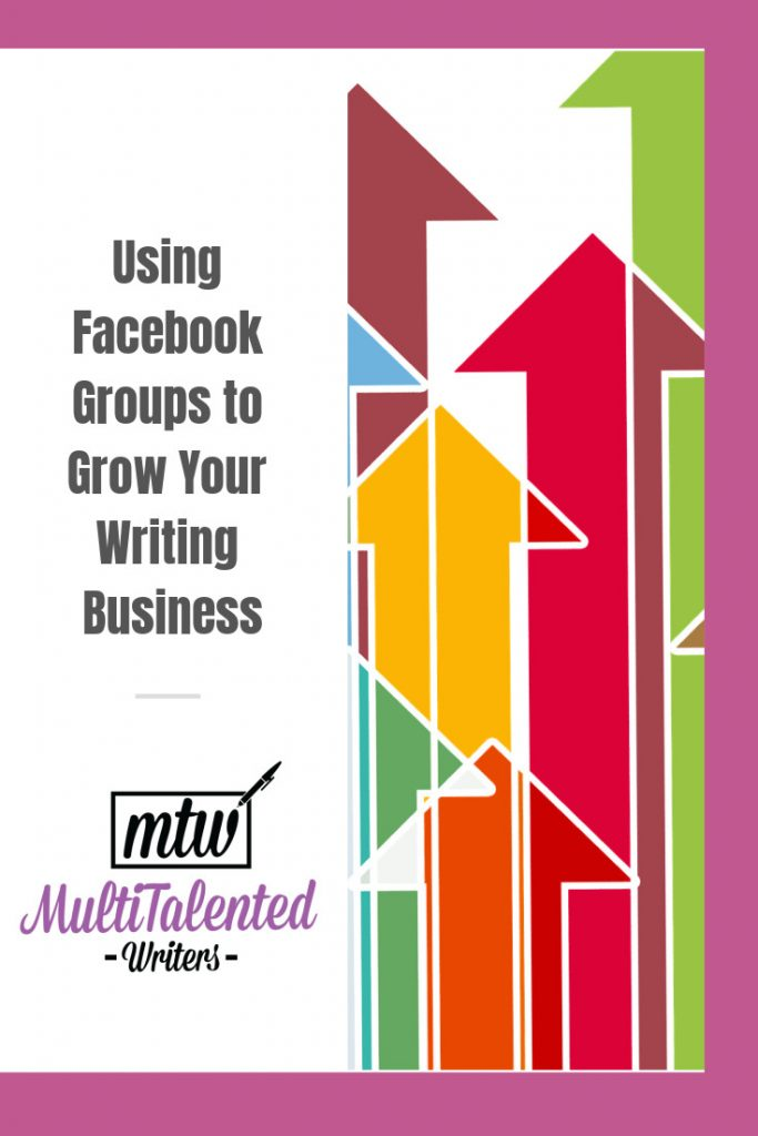 Using Facebook groups to grow your writing business