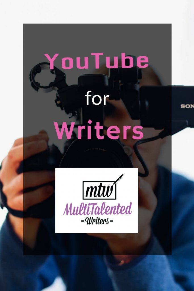 How to promote your writing using YouTube