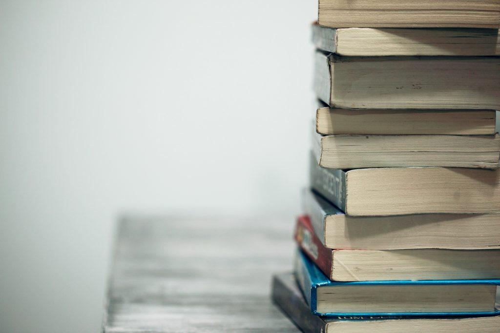 Books, Photo by Sharon McCutcheon on Unsplash