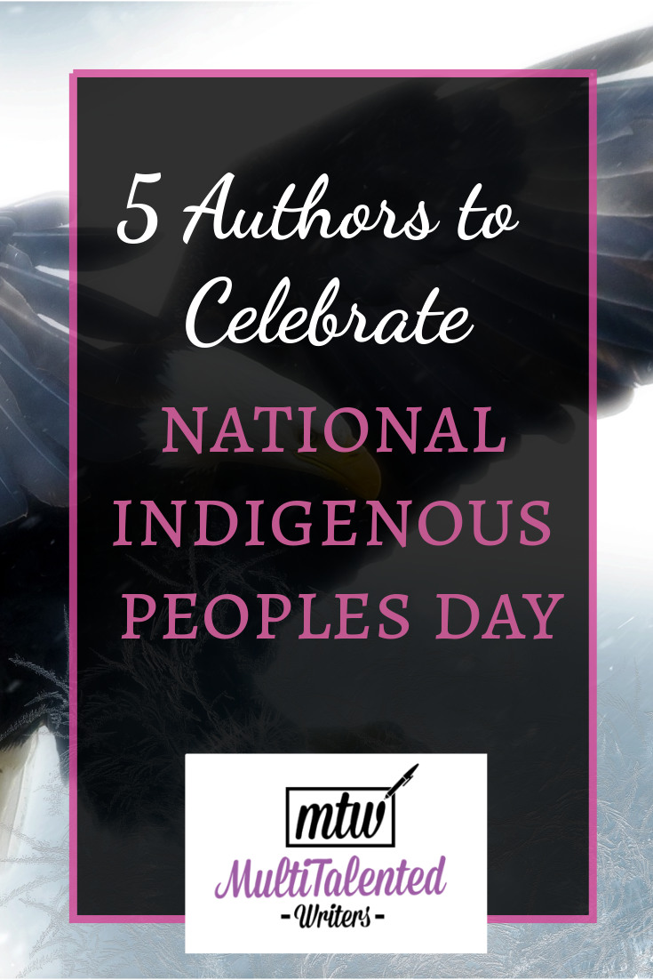 5 authors to celebrate National Indigenous Peoples Day
