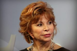 Photo of Isabel Allende by Lesekreis. Used with permission via the Creative Commons License. No modifications made.