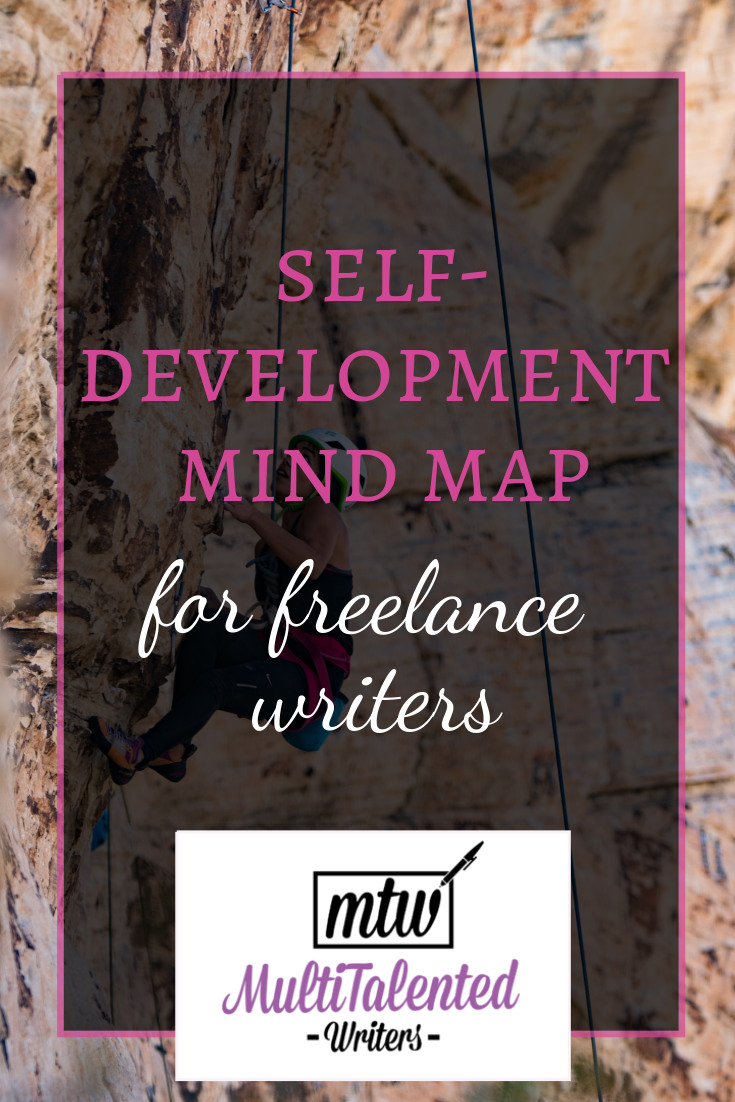 self-development mind map for freelance writers, MultiTalented Writers. Background photo shows a woman scaling the side of a mountain. she has a helmet on and is using a rope.self-development mind map for freelance writers, MultiTalented Writers. Background photo shows a woman scaling the side of a mountain. she has a helmet on and is using a rope.self-development mind map for freelance writers, MultiTalented Writers. Background photo shows a woman scaling the side of a mountain. she has a helmet on and is using a rope.Photo by Robert Baker on Unsplash